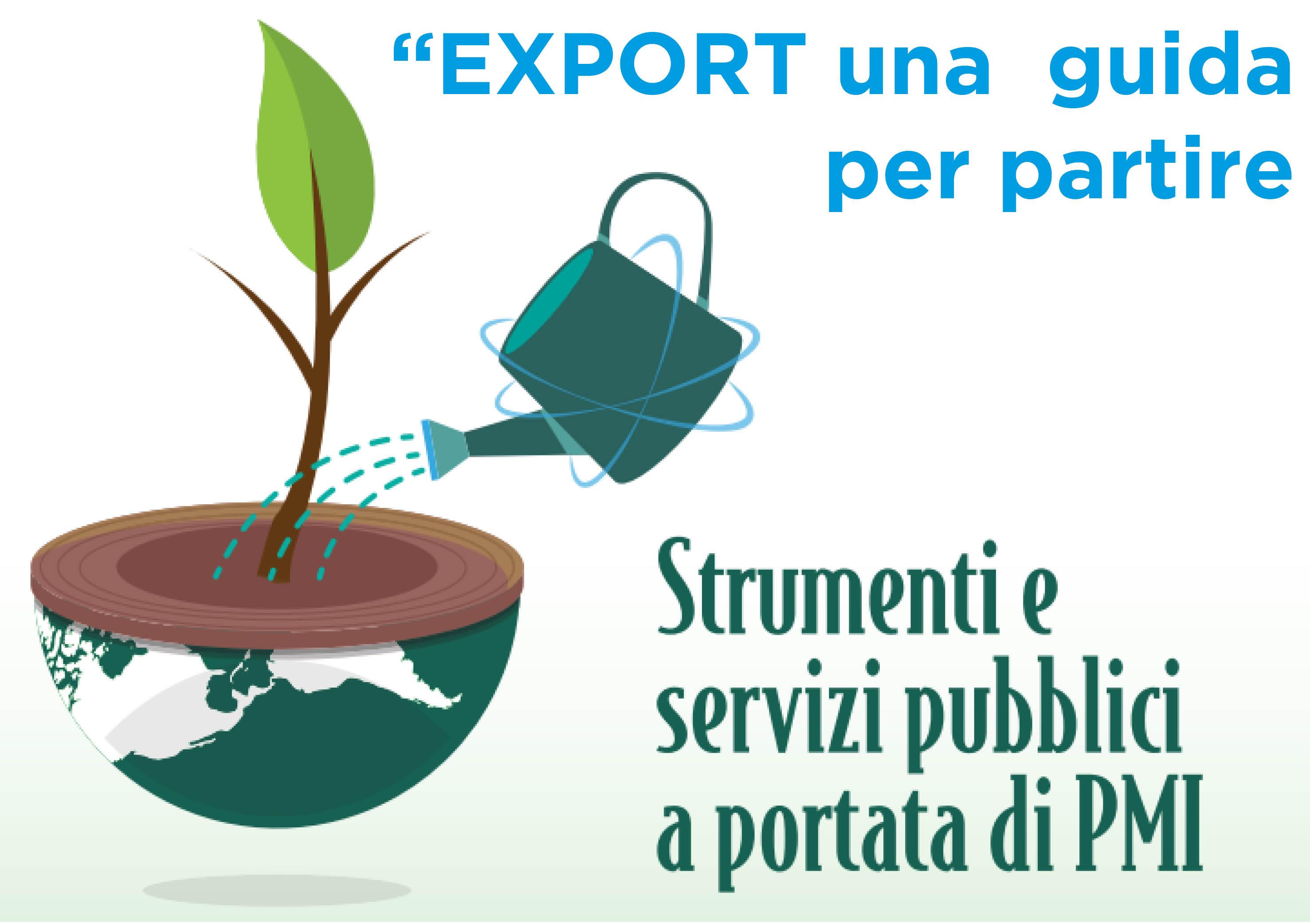 Patto per l''export e presentazione dell''e-book ''EXPORT una guida per partire''