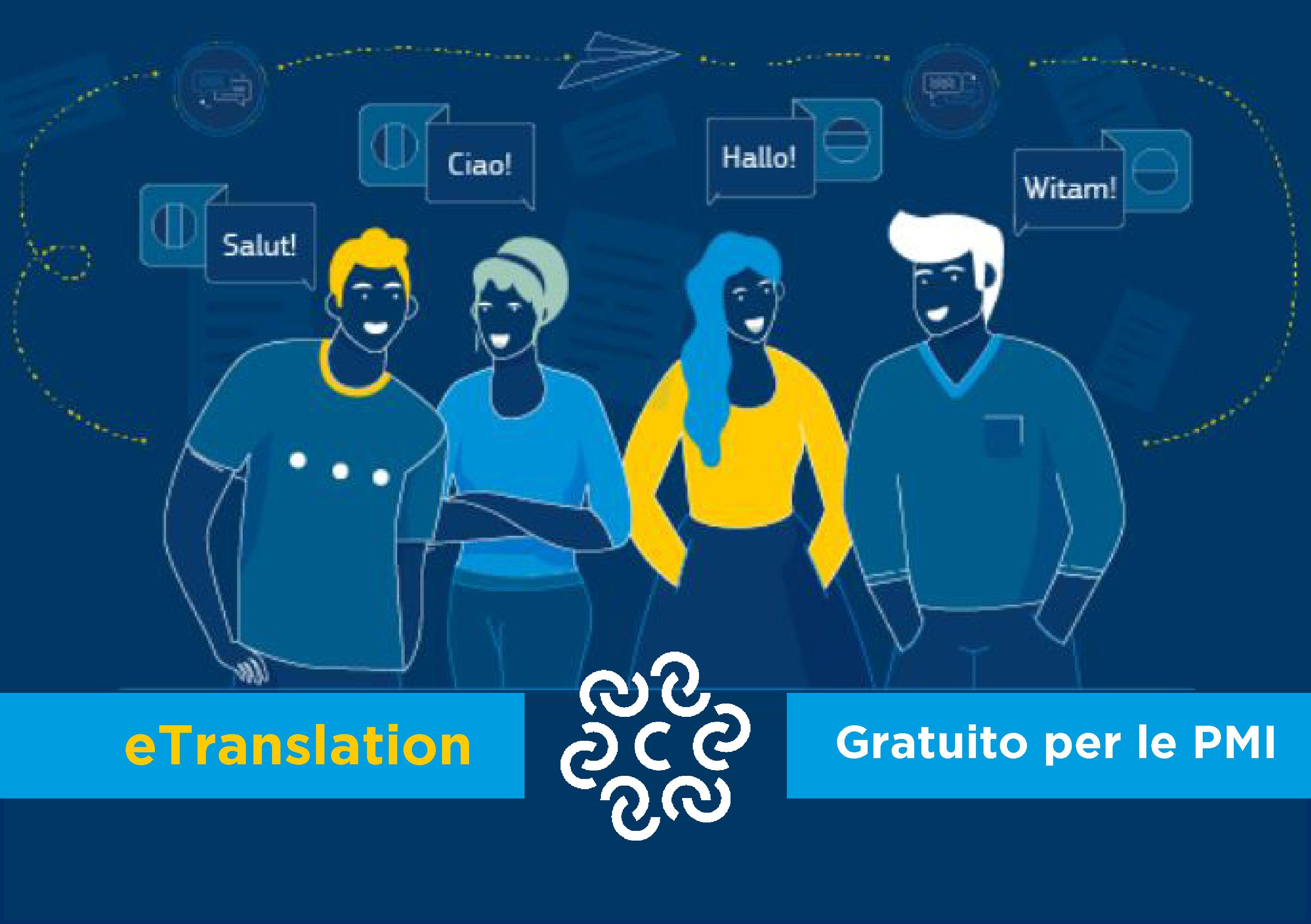 eTranslation, strumento di traduzione automatica