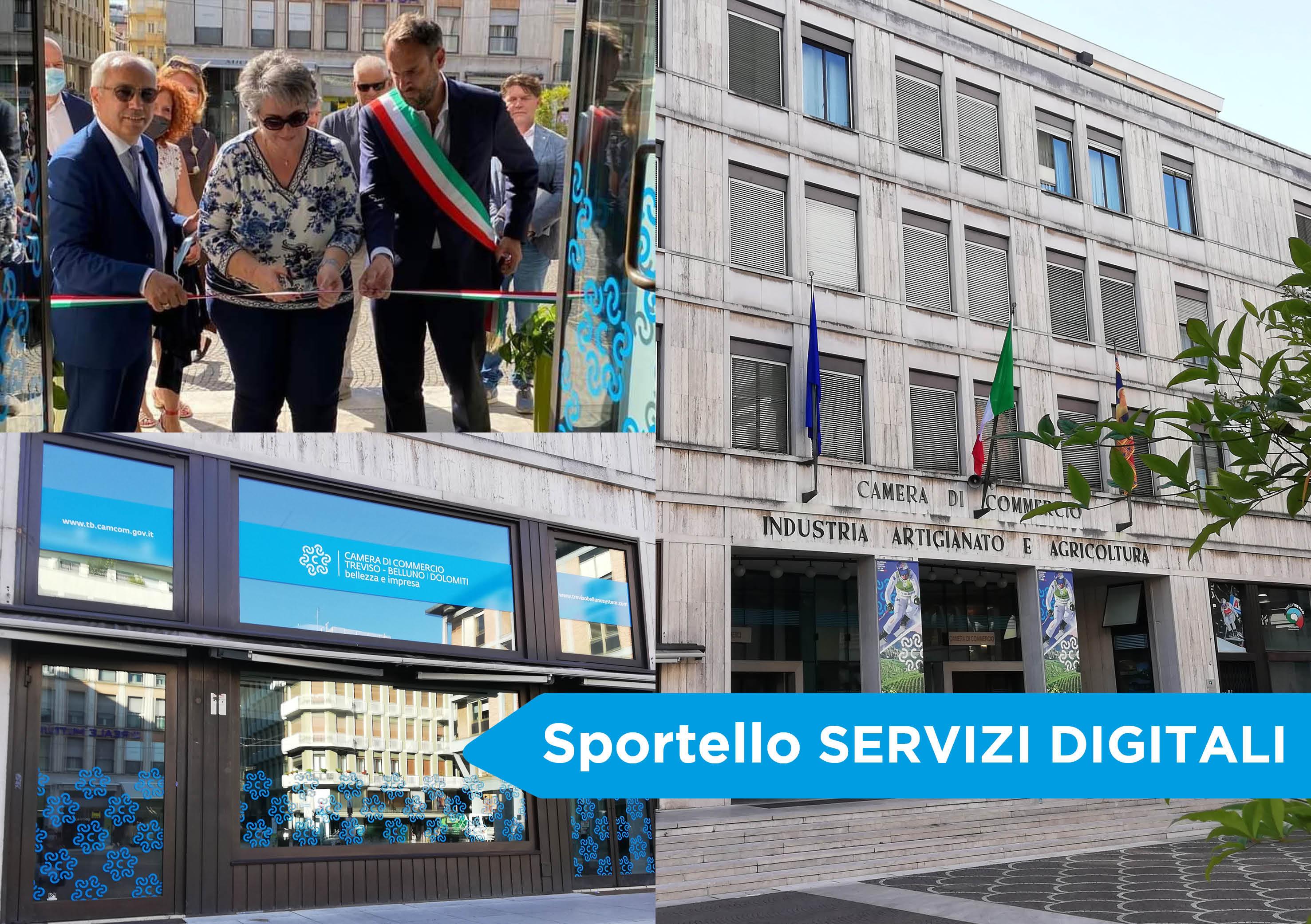 12 luglio 2021 | Nuovi sportelli per l''ufficio Servizi Digitali