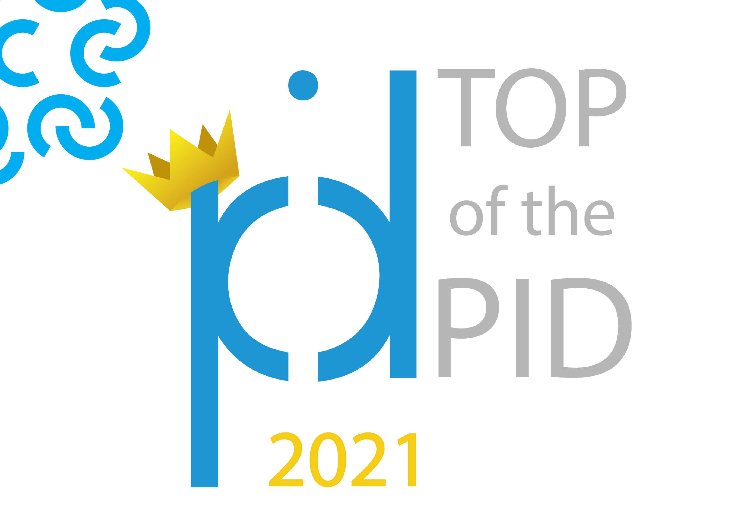 Premio TOP OF THE PID 2021 - Terza Edizione